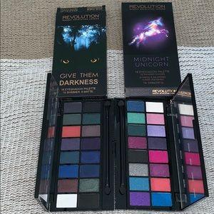 Makeup Revolution Eyeshadow Bundle